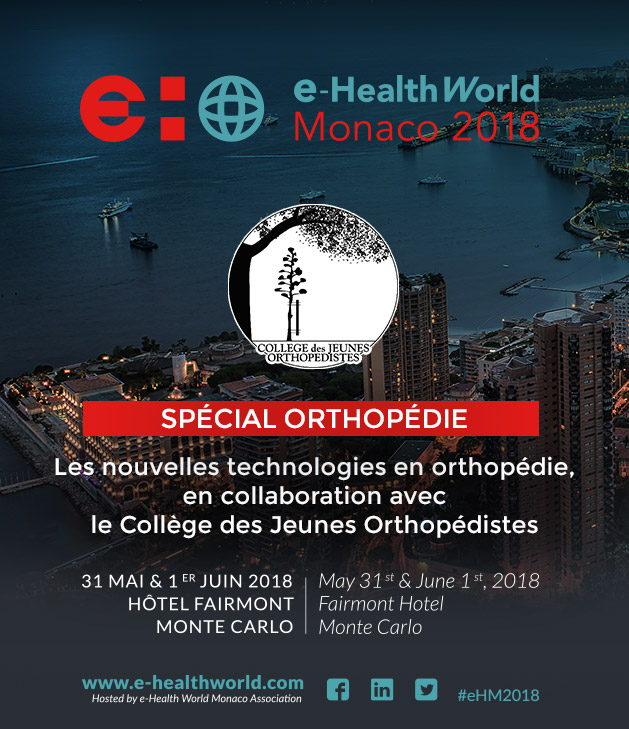 e-Health World Monaco 2018